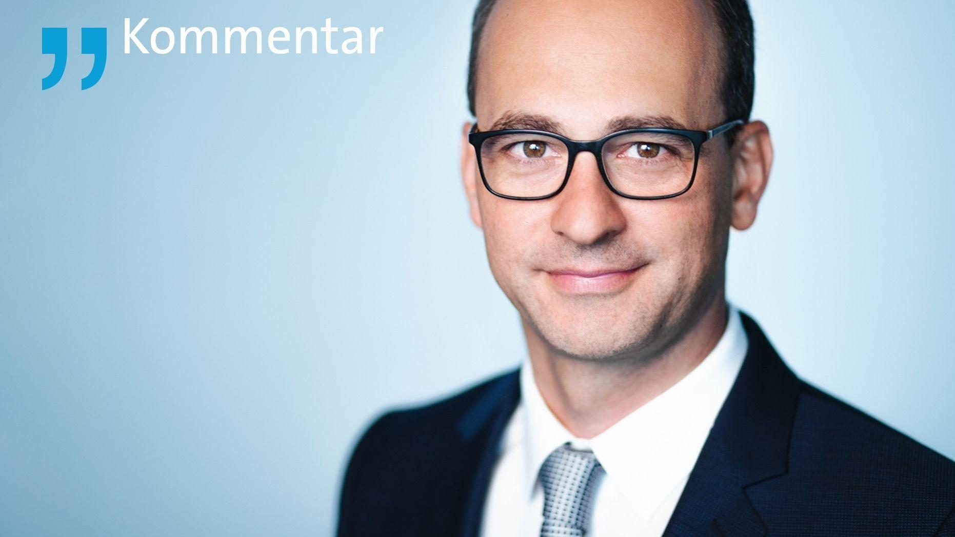 BR-Chefredakteur Christian Nitsche
