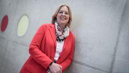 Bärbel Bas (SPD), designierte Bundestagspräsidentin | Bild:dpa-Bildfunk/Kay Nietfeld