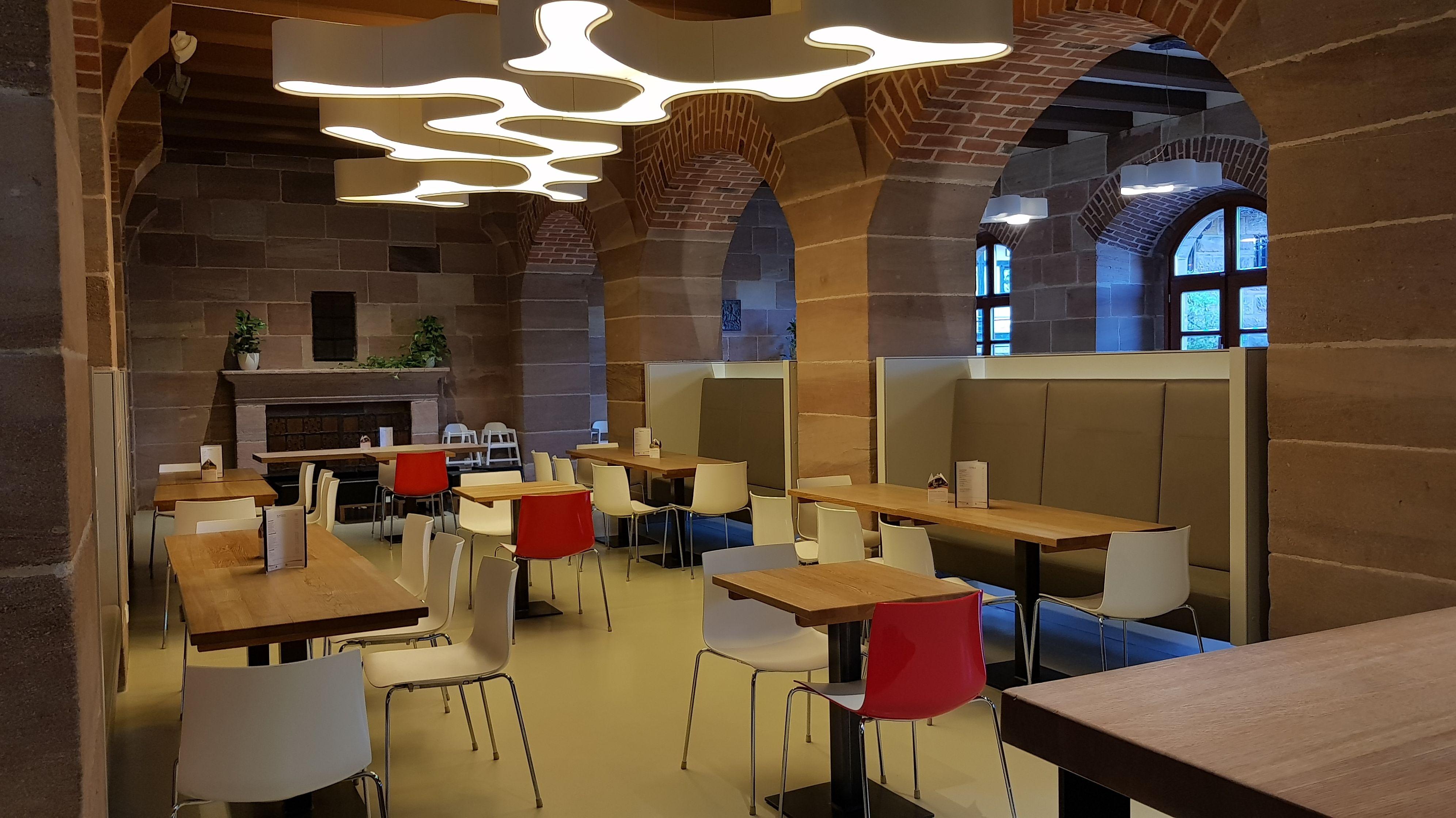 Spreisesaal Jugendherberge Nürnberg