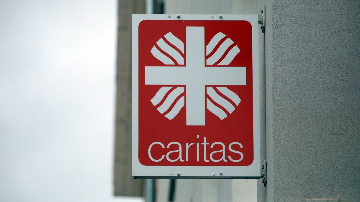 Caritas Logo.