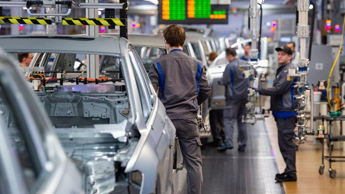 Automobilbau in Deutschland