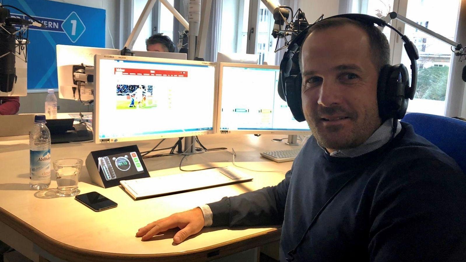 Trainer Manuel Baum