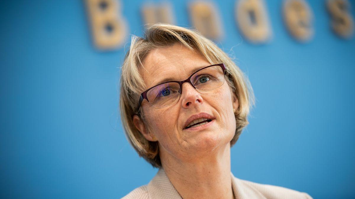 Deutschlands Bildungsministerin Anja Karliczek (Archivbild)