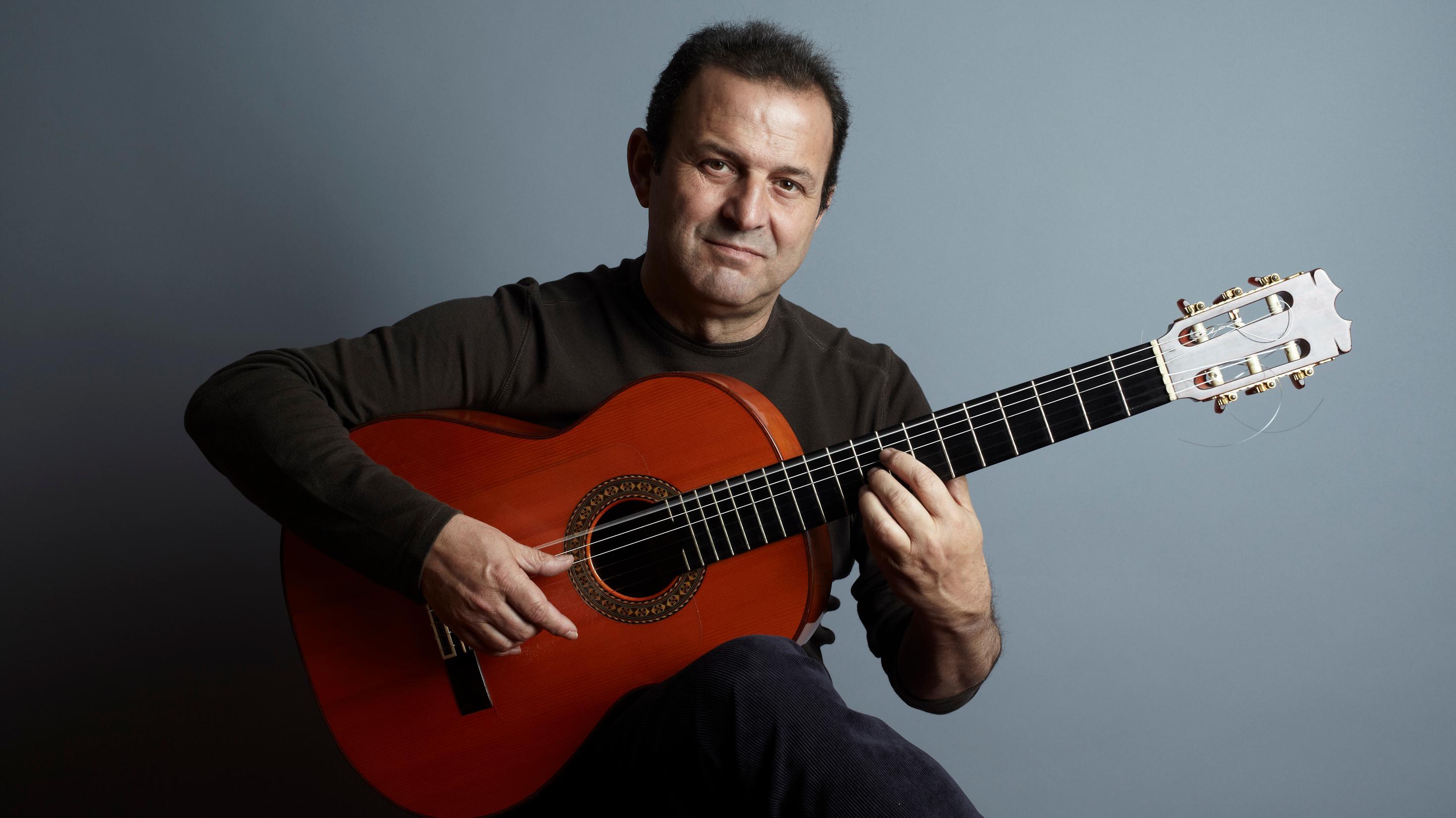 Flamenco-Gitarrist Gerardo Núñez