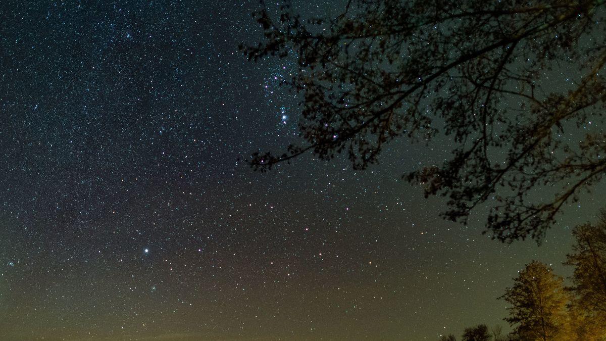 Symbolbild Sternenhimmel
