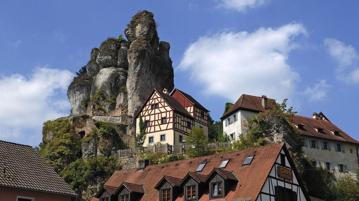 Das Fränkische-Schweiz-Museum in Tüchersfeld öffnet wieder für Besucher.