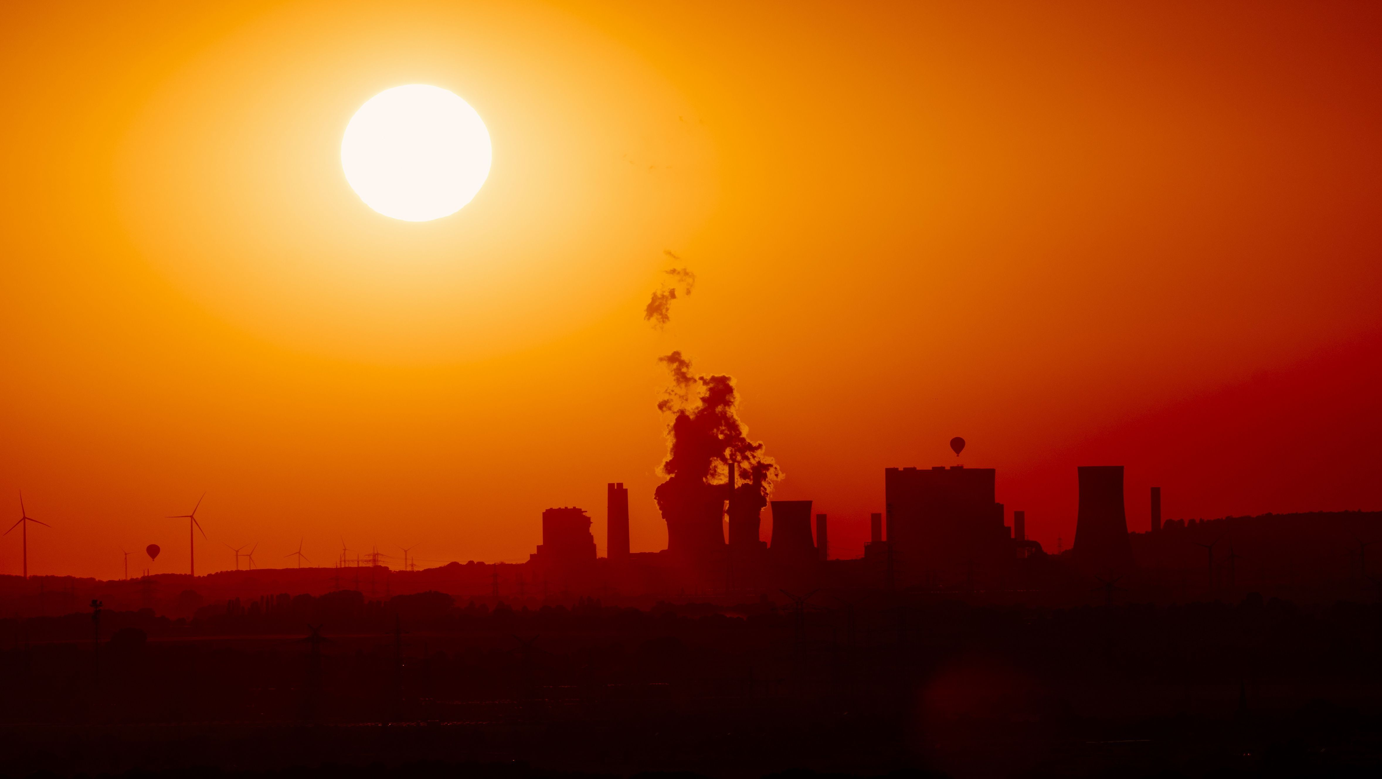 Klimawandel (Symbolbild)