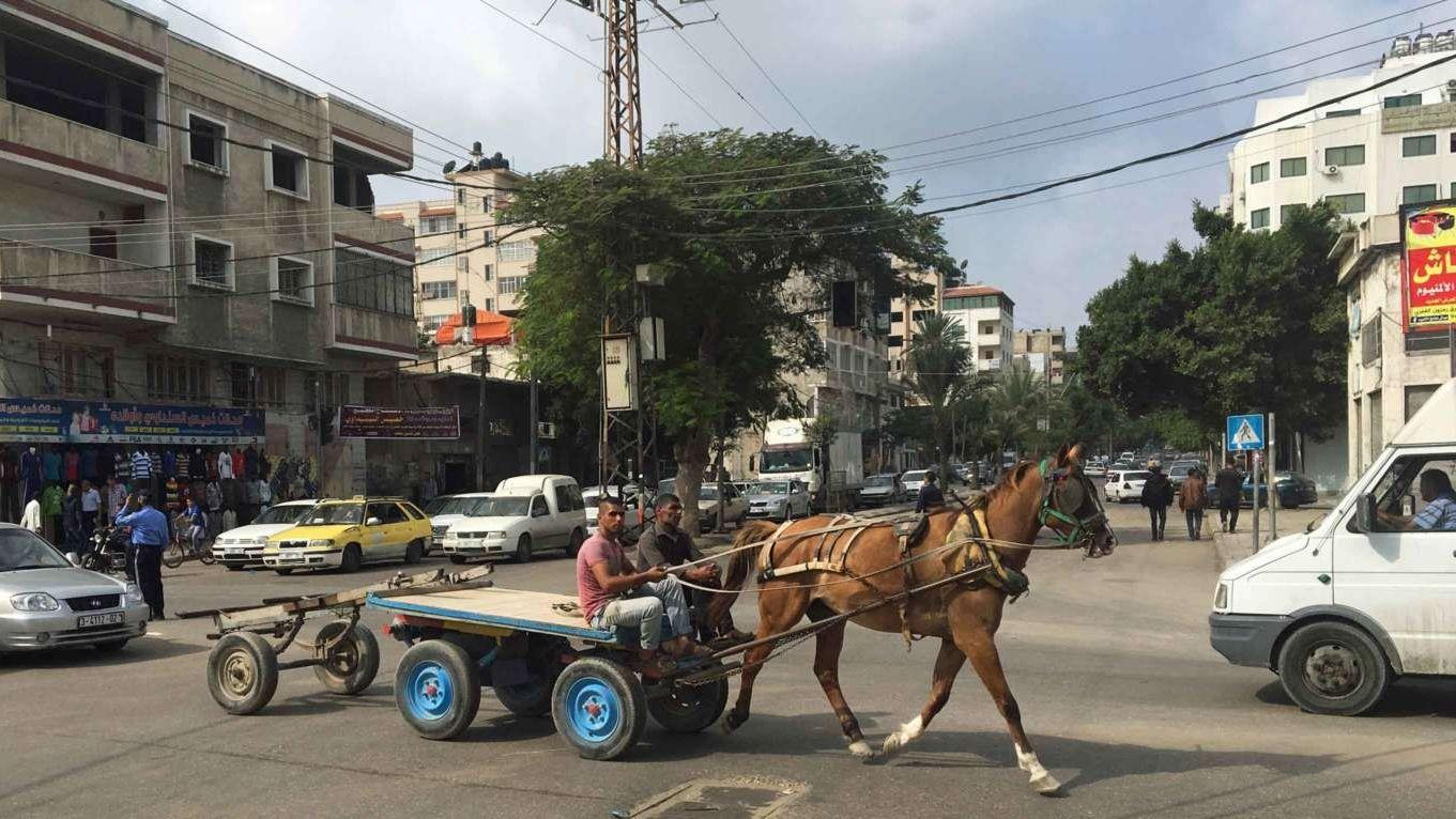 Gaza Stadt