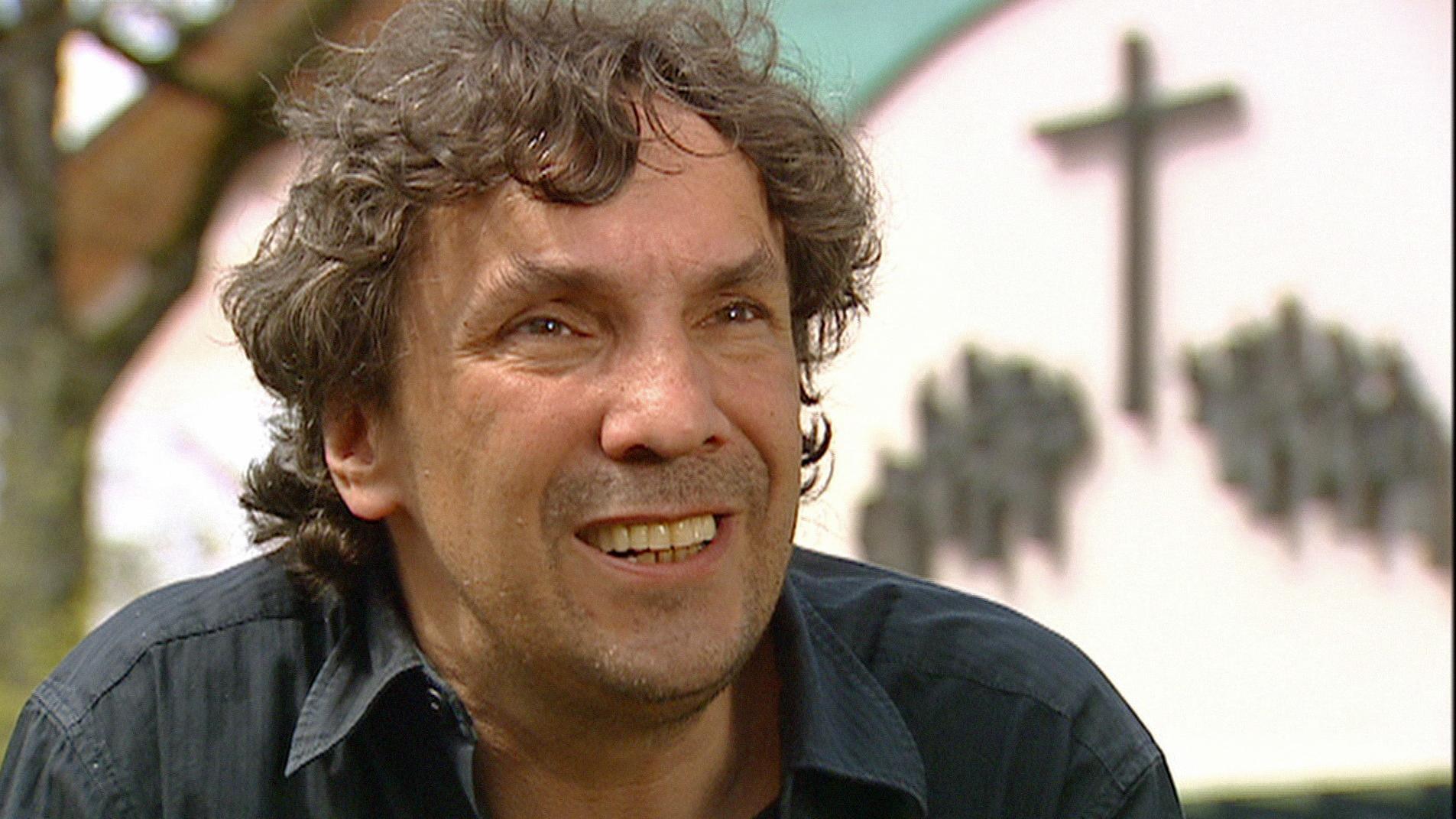 Christian Stückl, Leiter der Passionsspiele in Oberammergau