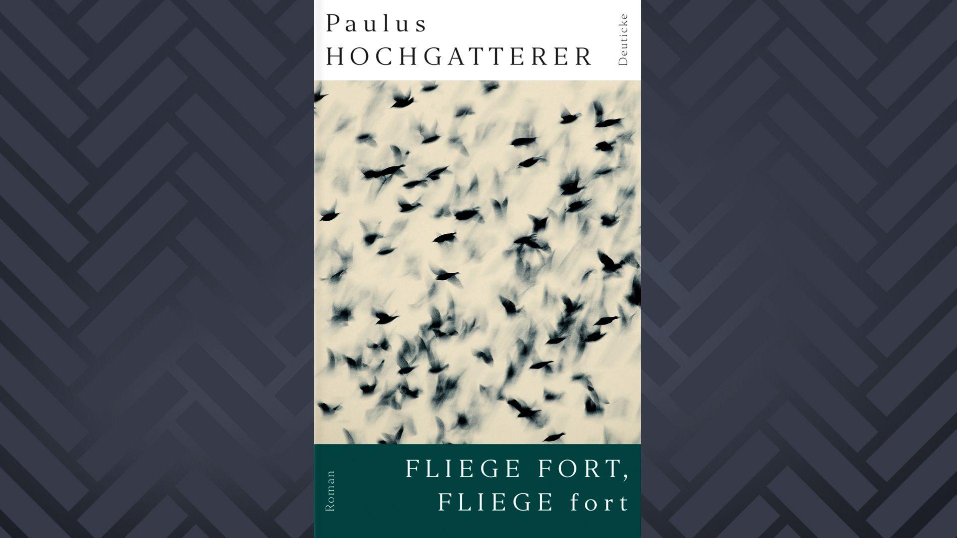 """Buchcover von """"Fliege fort, fliege fort"""""""