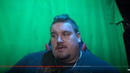 Der Drachenlord nimmt in seinem Youtube-Kanal Stellung   Bild:Drachenlord/Youtube