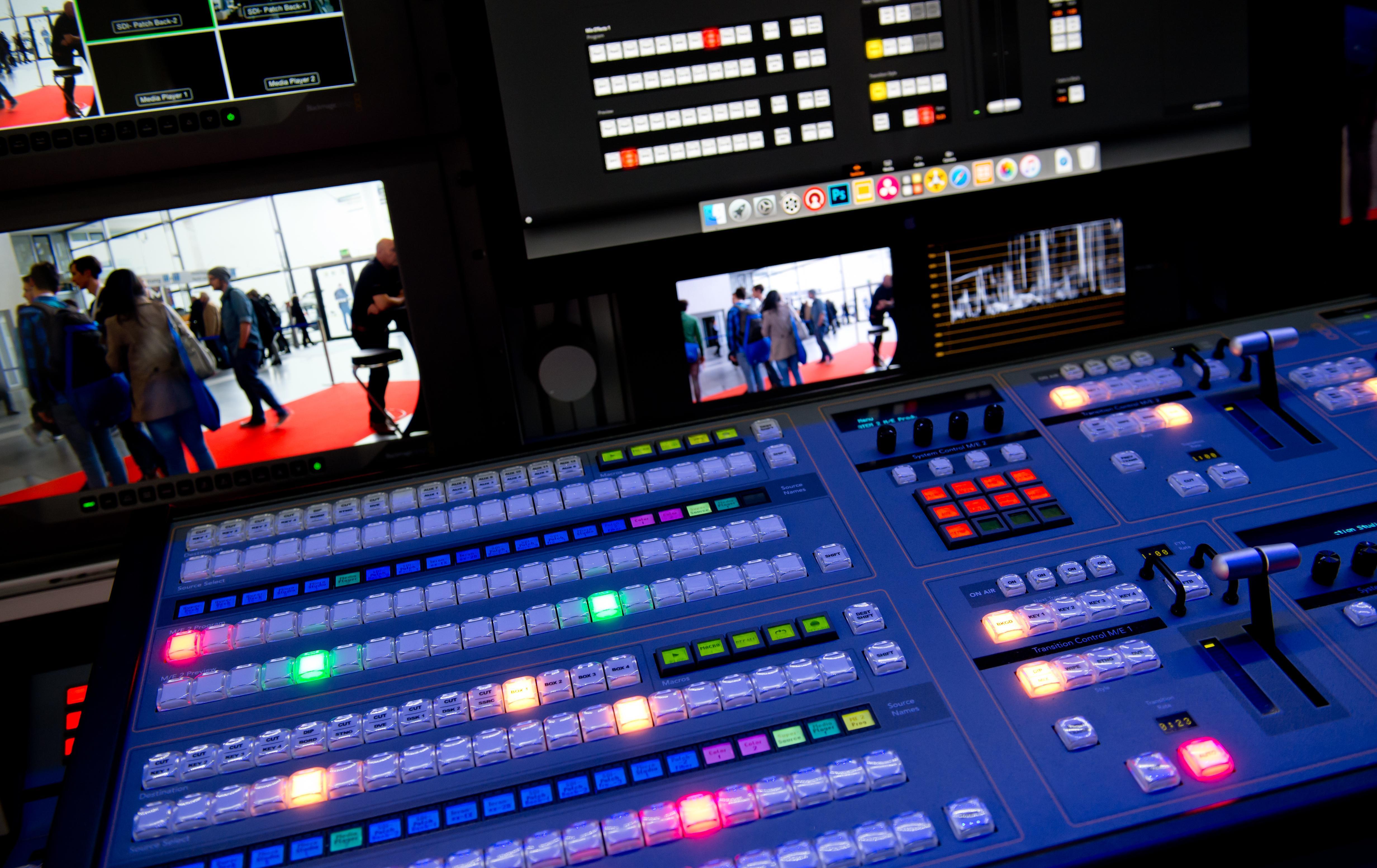 Eröffnung der 35. Medientage München 2021   Visual 2021