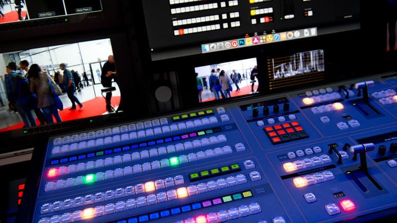 Eröffnung der 35. Medientage München 2021 | Visual 2021 | Bild:br