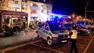 In dem Bamberger Ankerzentrum für Flüchtlinge sind bei einem Polizeieinsatz mehrere Menschen verletzt worden.    Bild:dpa/pa