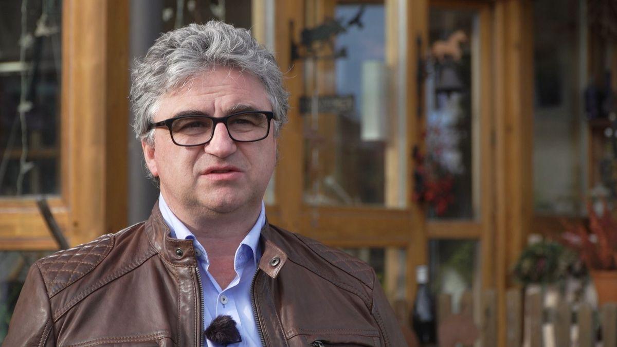 Karl Baumann hat im Dezember eine der ersten Corona-Selbsthilfegruppen in Deutschland gegründet.