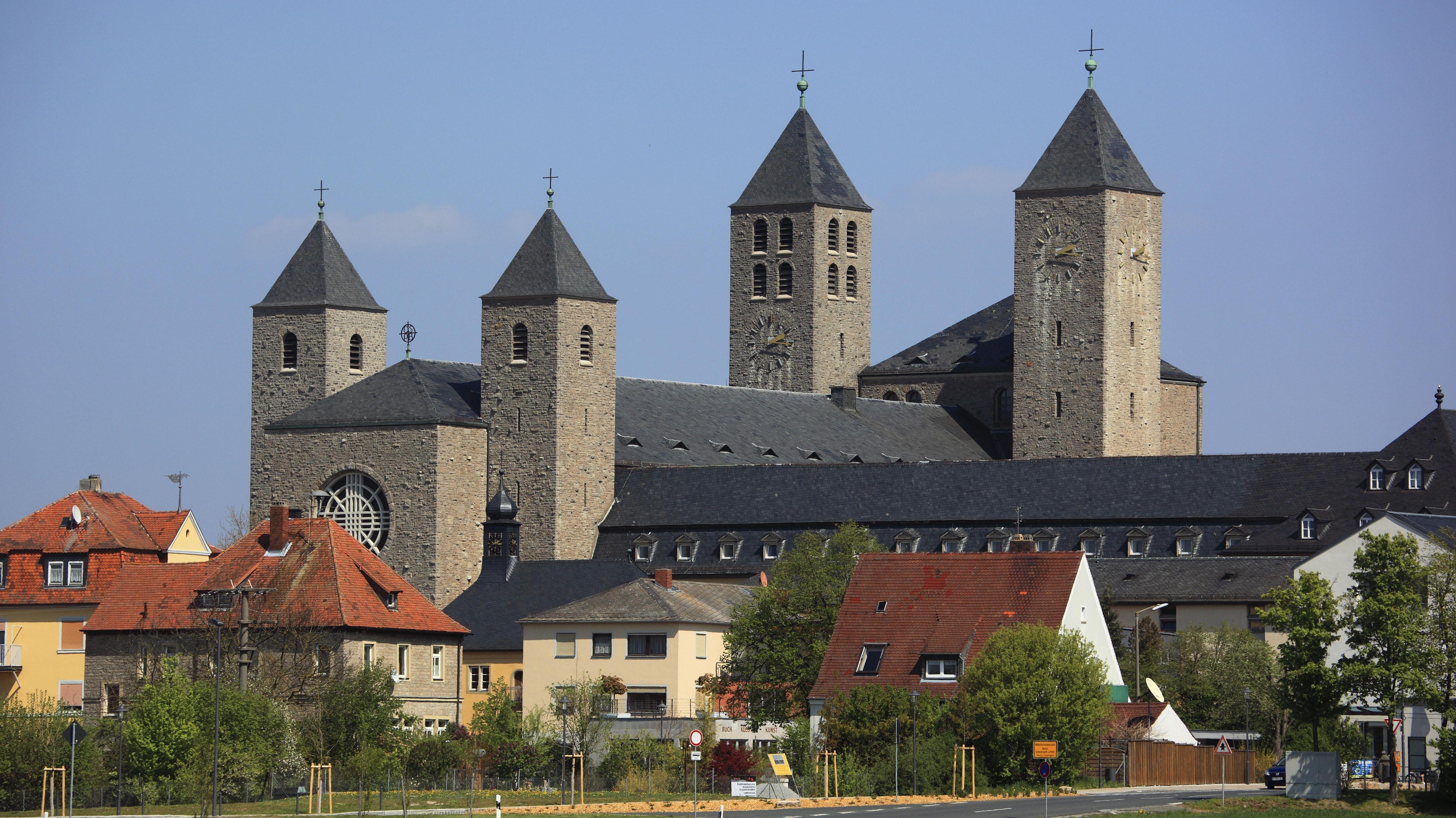 Benediktinerabtei Münsterschwarzach überträgt Gebete auf Youtube