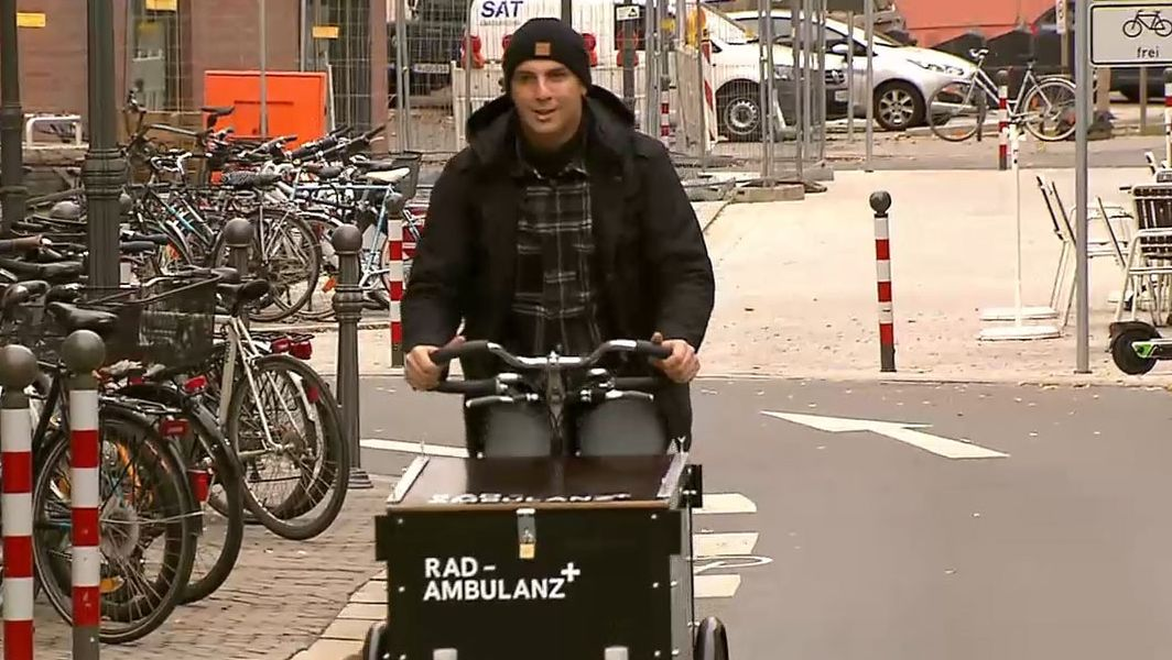Rad-Ambulanz in Nürnberg