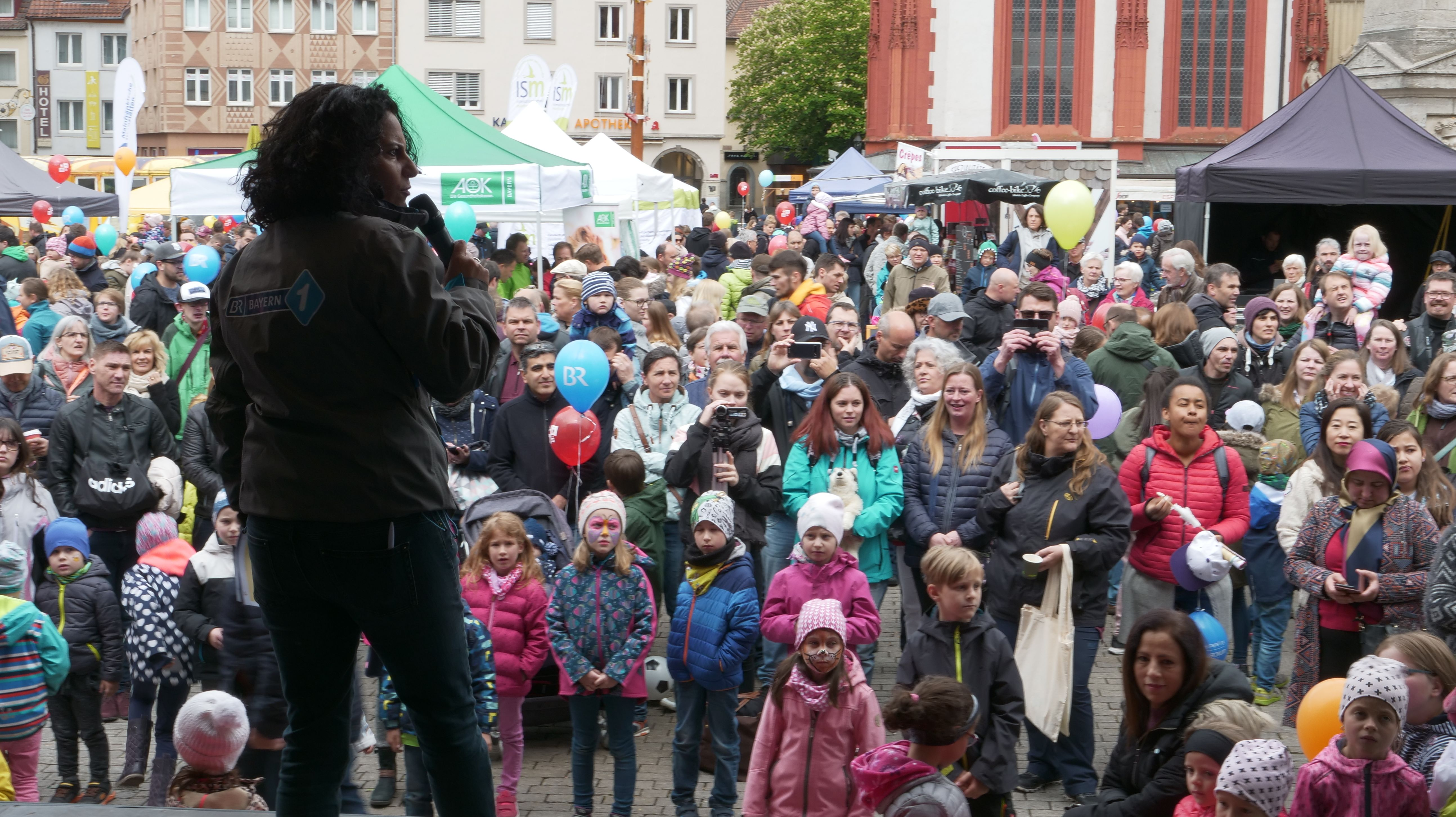 44. Internationales Kinderfest in Würzburg