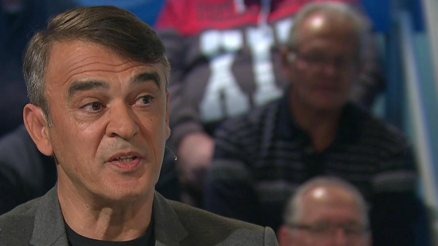Fürth-Trainer Damir Buric