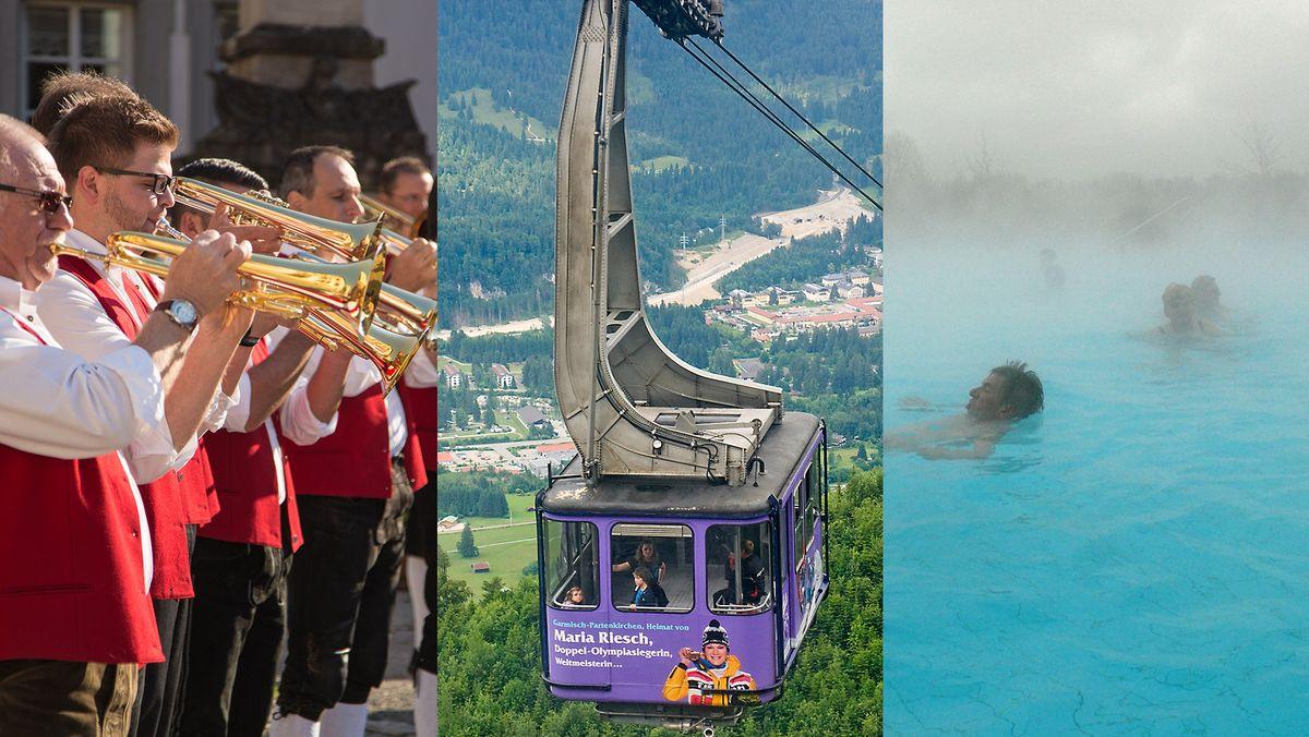 Urlaub, Freizeit, Kultur: Die bayerischen Corona-Beschlüsse