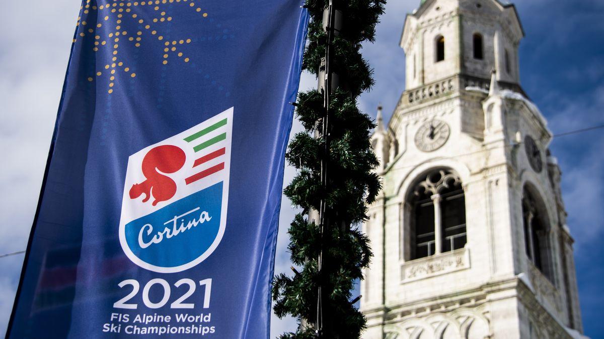 WM-Gastgeber Cortina d'Ampezzo