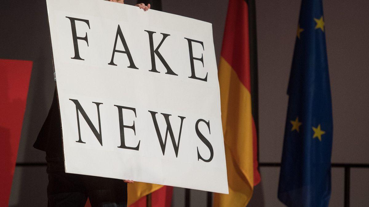 Fake-News kursieren derzeit in den sozialen Medien.