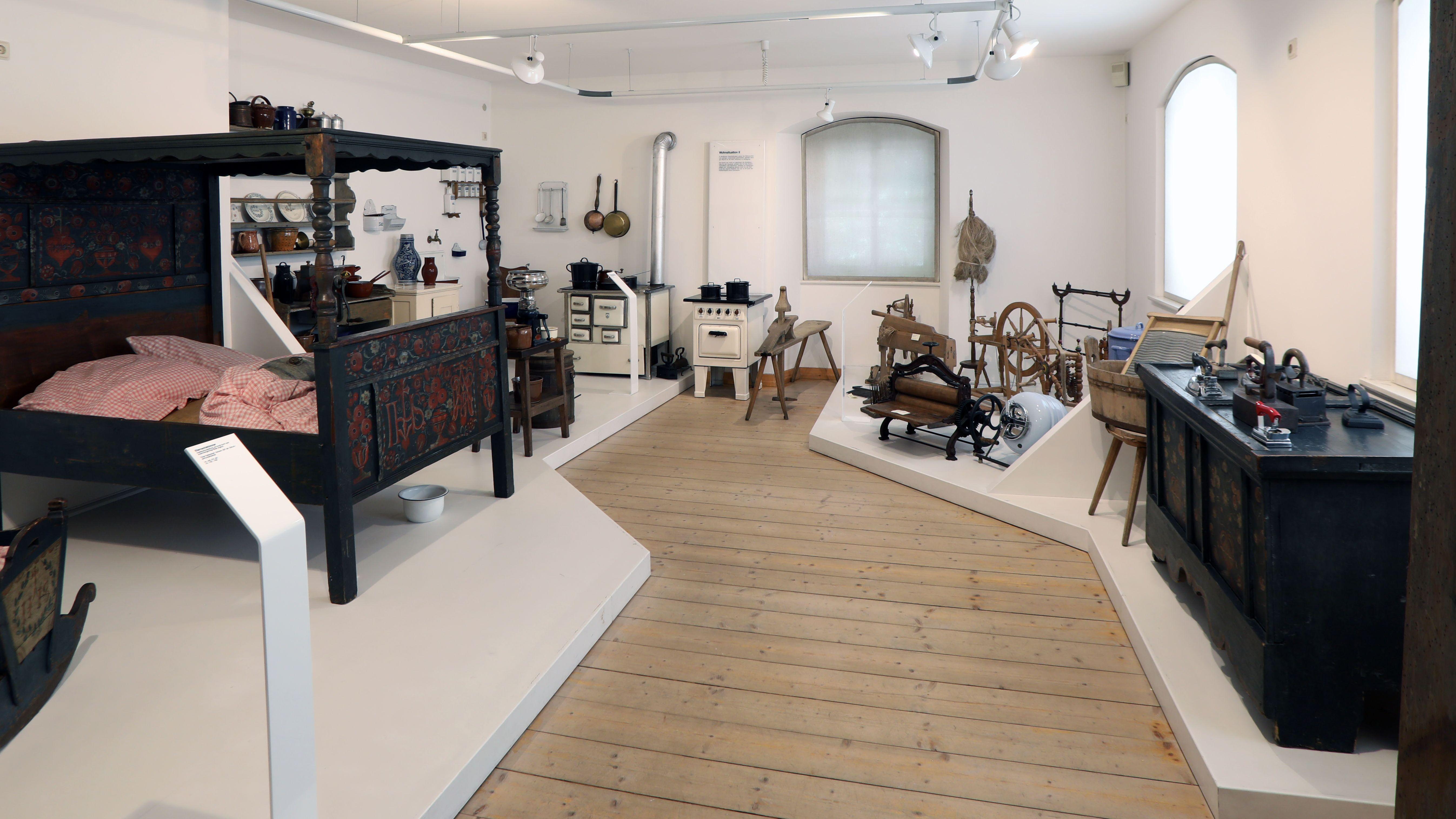 Das Stadtmuseum blickt auf eine 100-jährige Geschichte zurück und besitzt eine umfangreiche heimatgeschichtliche und volkskundliche Sammlung.
