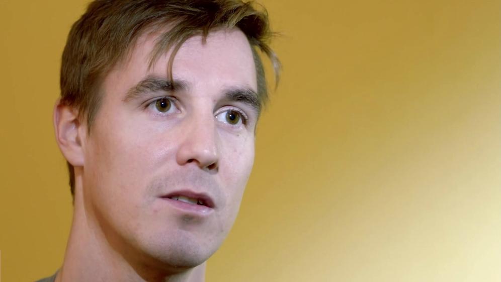Skilangläufer Johannes Dürr | Bild:BR Fernsehen