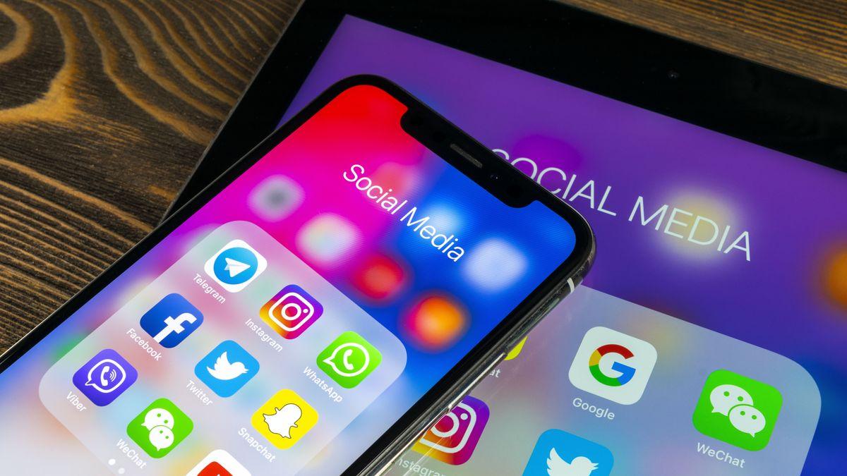 Symbolbild Internet und Social Media.