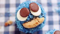 Cookie-Monster   Bild:Lucy Brown/Picture Alliance