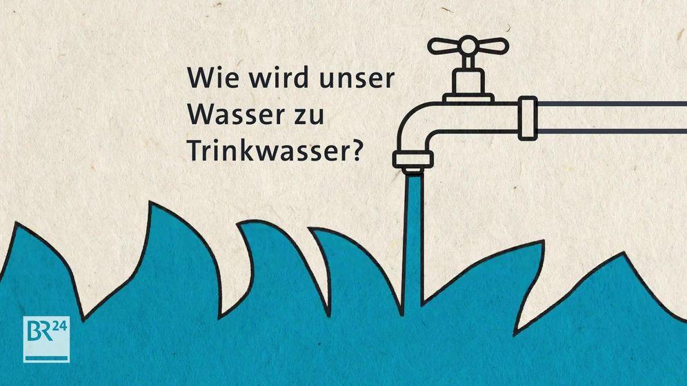 Wie wird unser Wasser zu Trinkwasser?   Bild:BR24