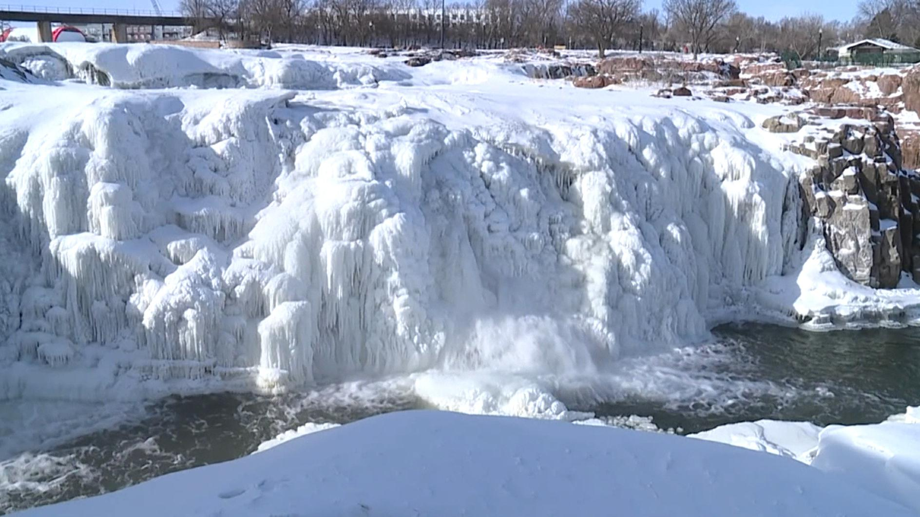 Arktische Kälte in den USA: Temperaturen bis zu minus 40 Grad