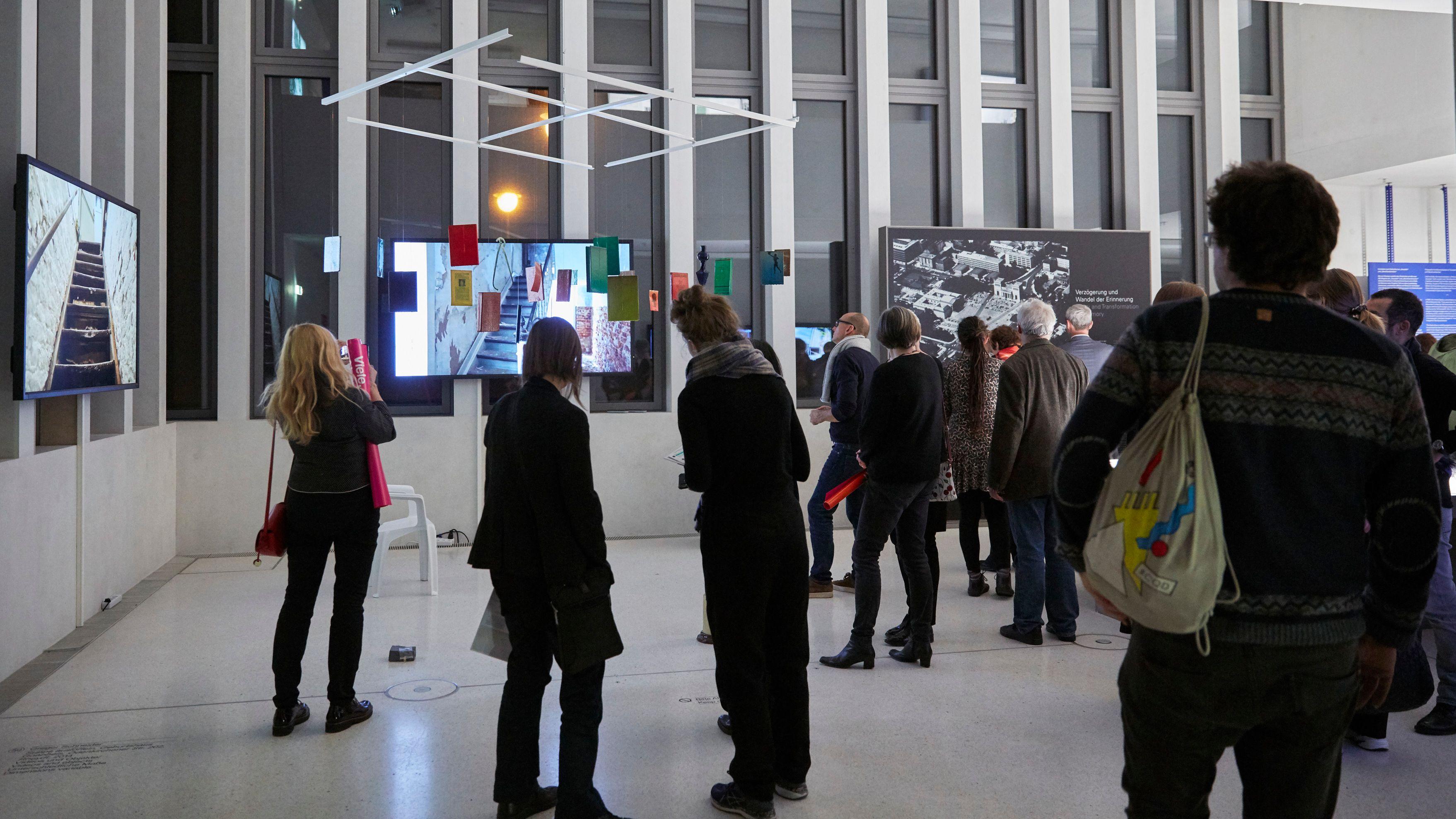 NS Dokuzentrum München, Ausstellung