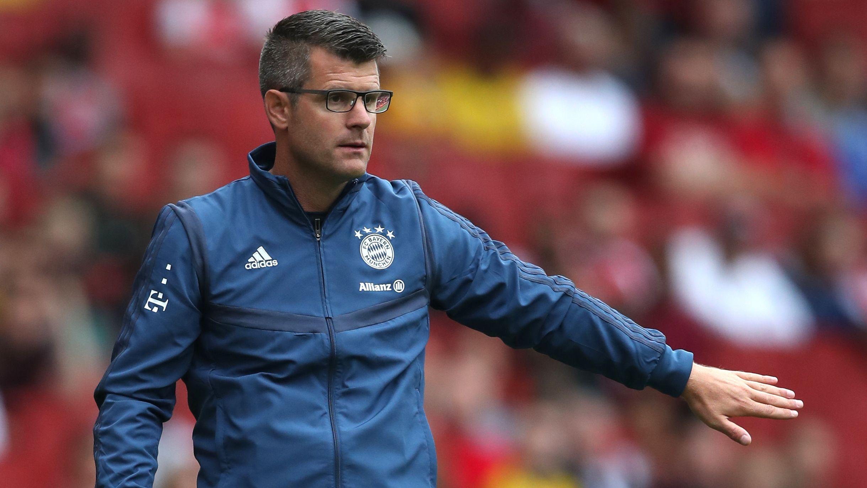 FC-Bayern-Trainer Jens Scheuer