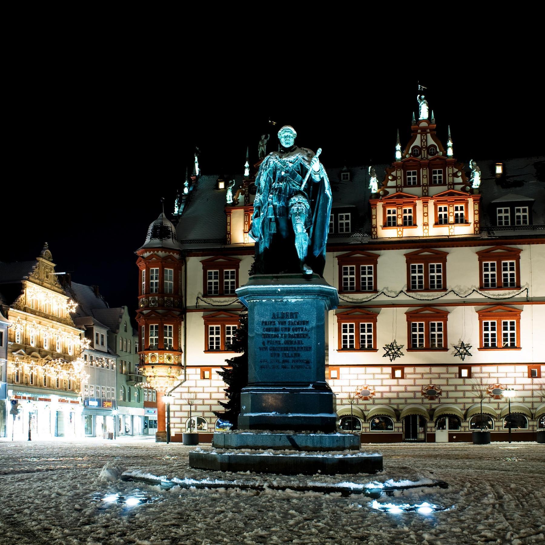 Coburg - Per Abstimmung zu Bayern