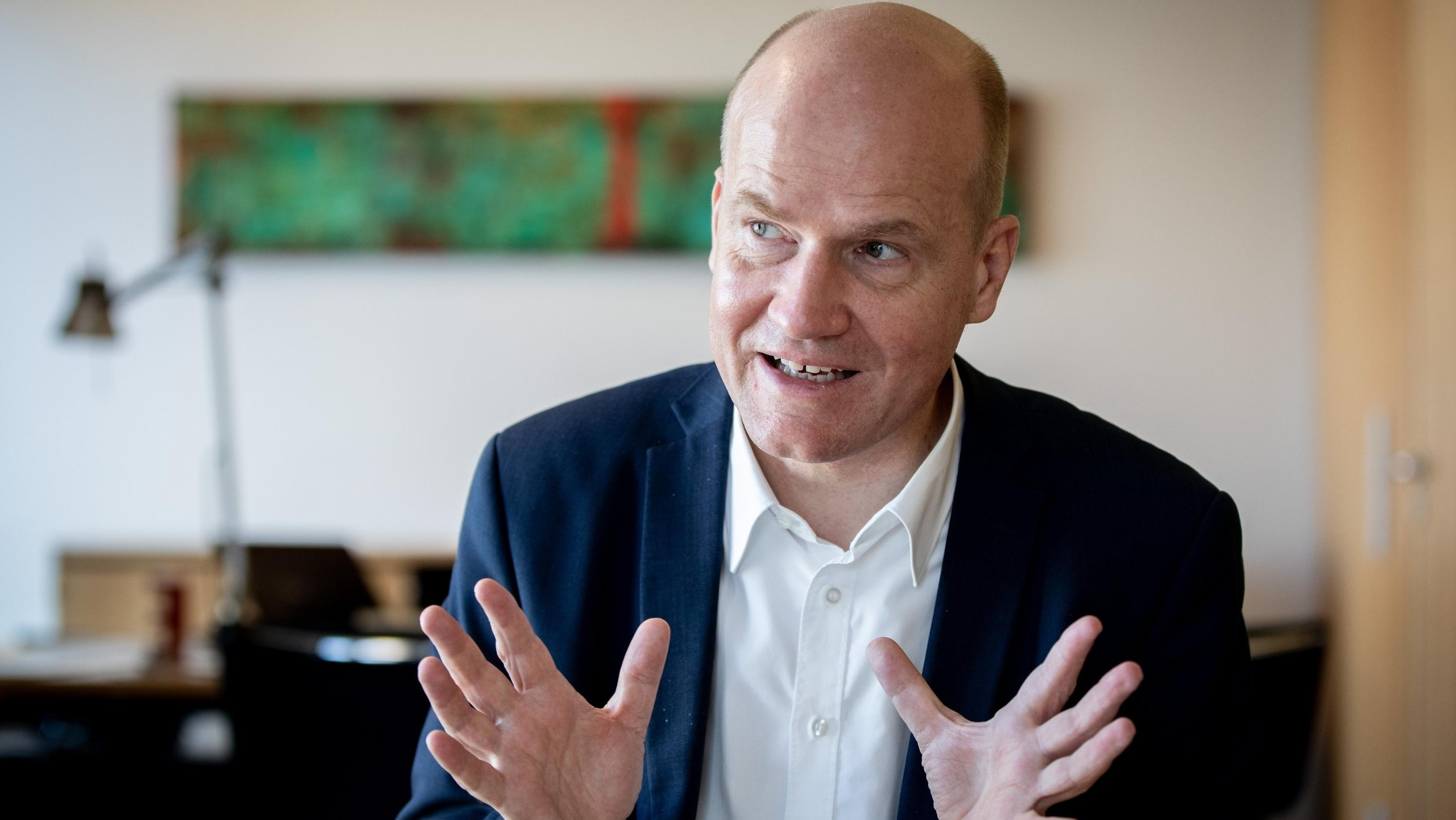 Archivbild: Ralph Brinkhaus, Vorsitzender der CDU/CSU-Bundestagsfraktion