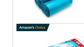Amazons's Choice-Siegel