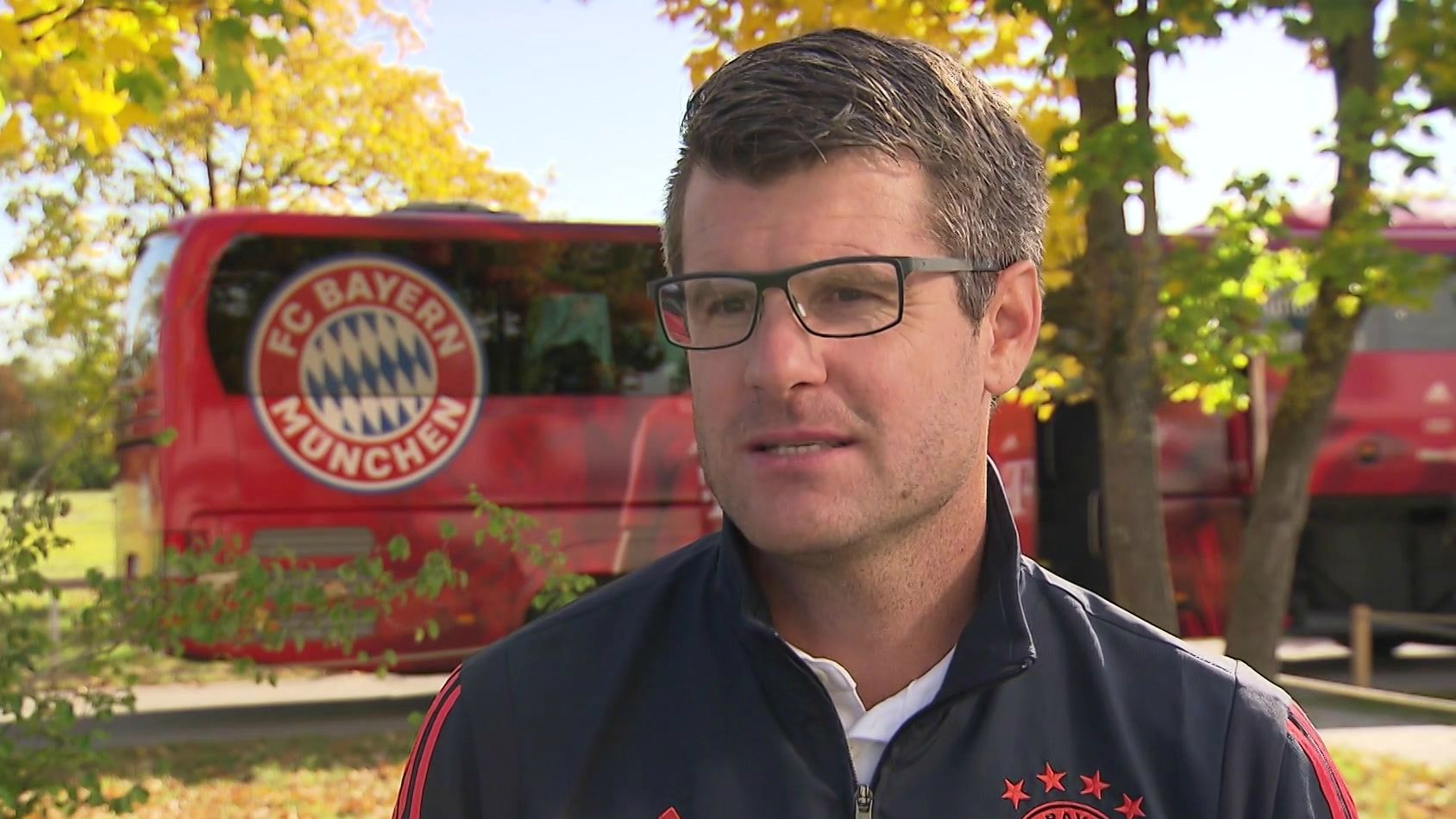 Jens Scheuer, Trainer der FC Bayern-Frauen