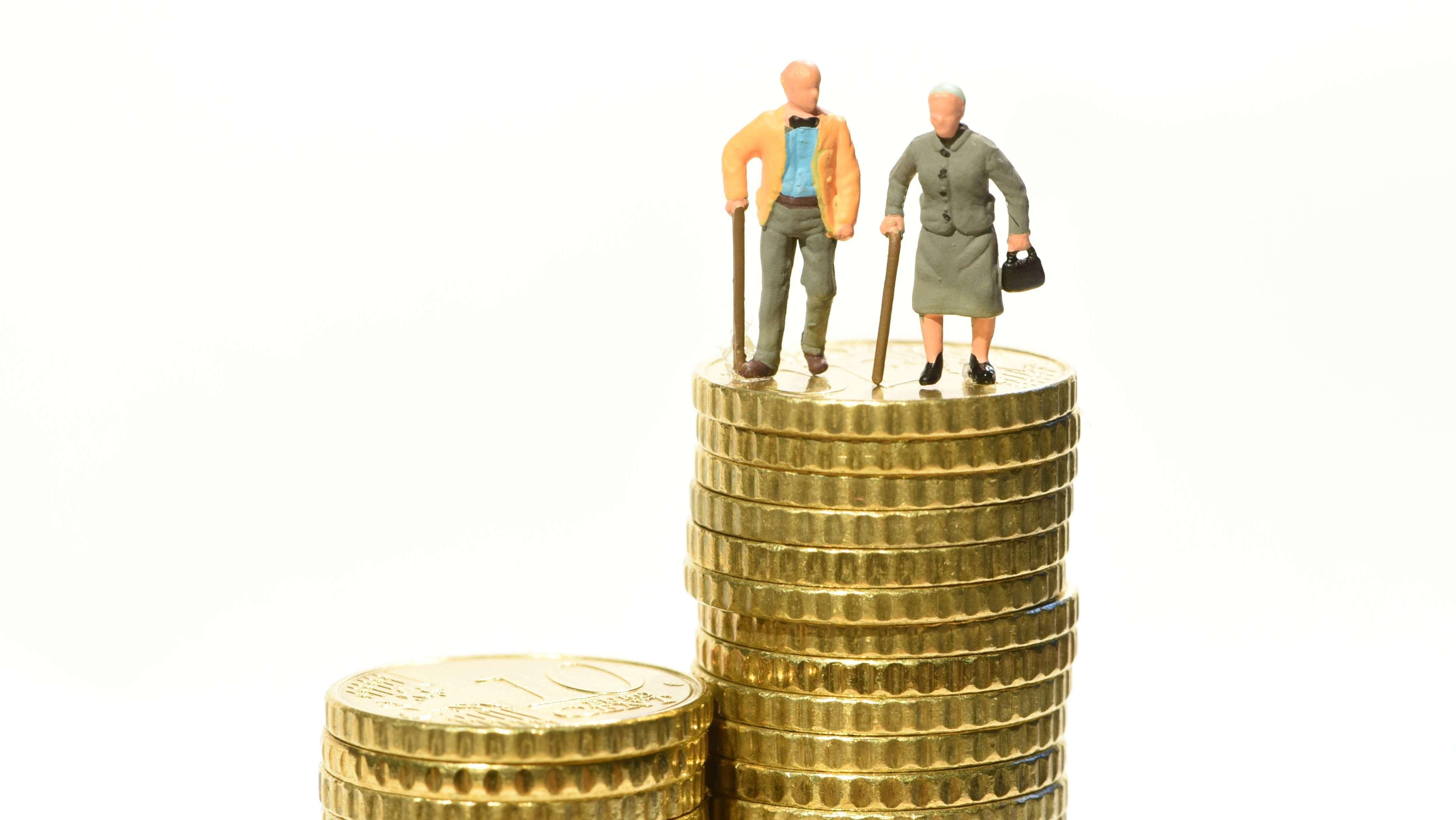 Die Renten werden ab dem 1.7.2019 angehoben