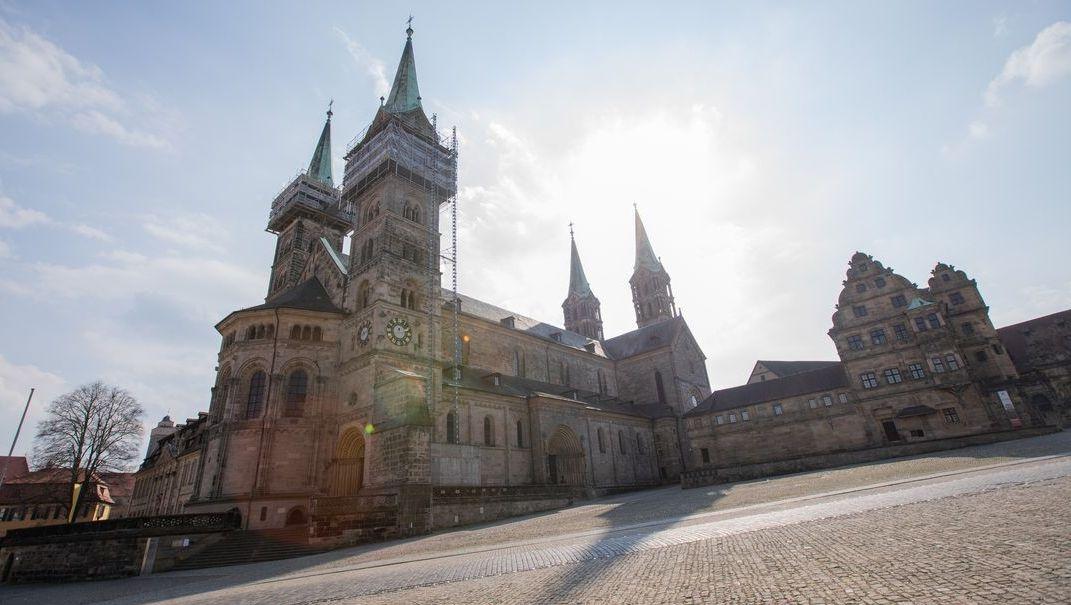 Der Bamberger Dom.