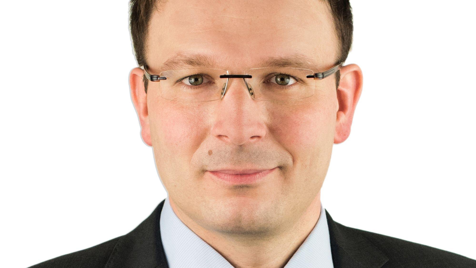 Martin Stoiber (CSU) ist neuer CSU-Bürgermeister von Cham.