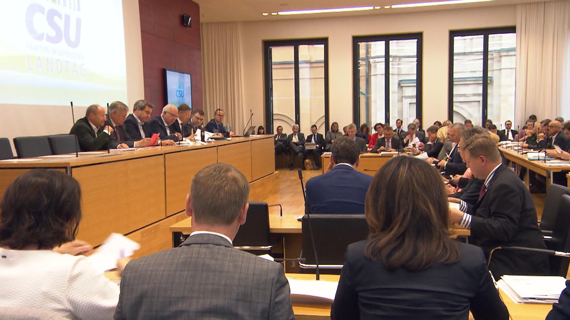 CSU-Landtagsfraktion