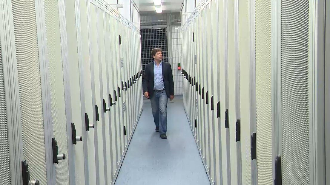 Ingo Grauper, Vorstandsvorsitzender Noris Network AG