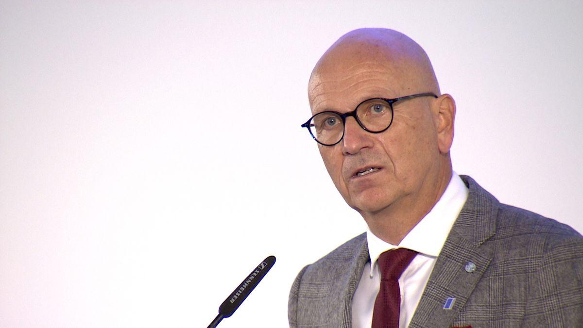 Uwe Brandl (CSU), Präsident des Bayerischen Gemeindetags