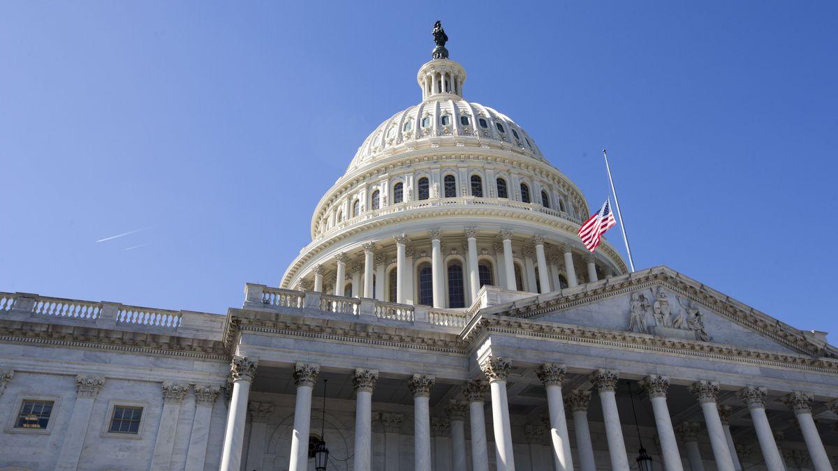 Sicherheitsbedrohung am Kapitol in Washington (Symbolbild).