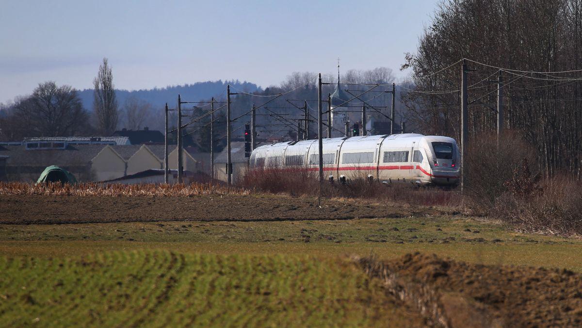 Zug in Schwaben
