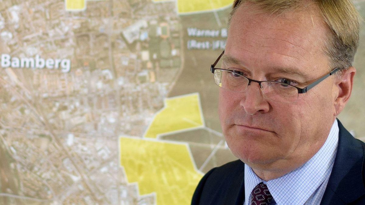 Der Bamberger Oberbürgermeister Andreas Starke (SPD)