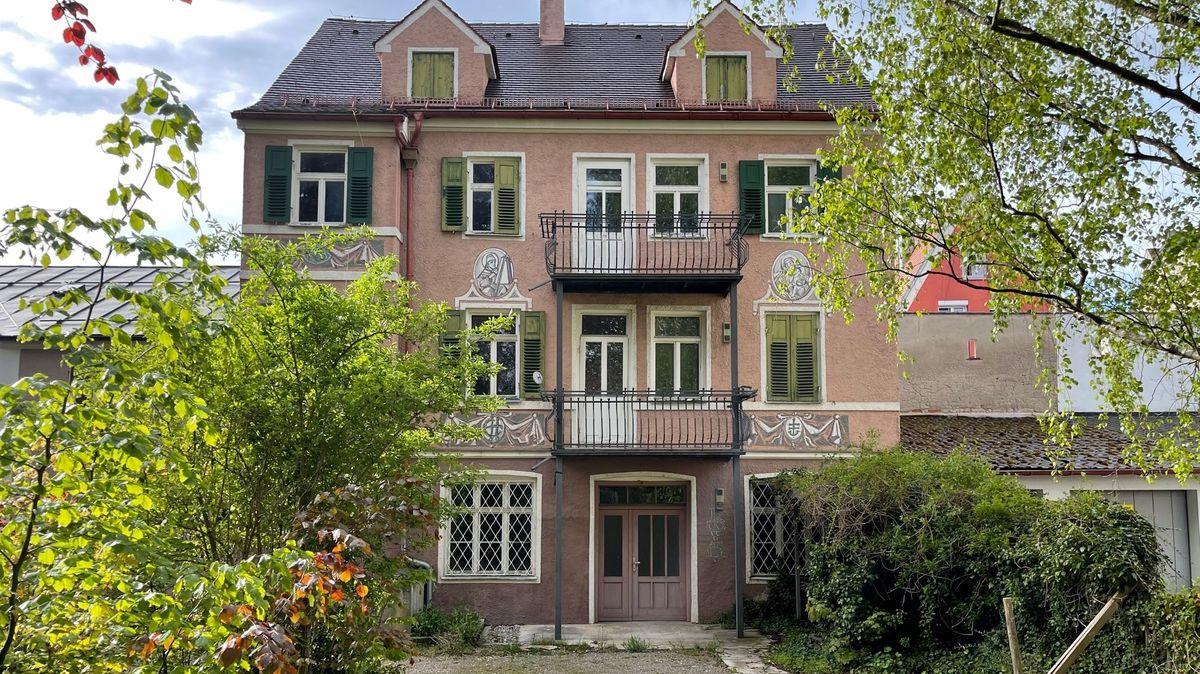 Das Holzbaur-Haus in Mindelheim