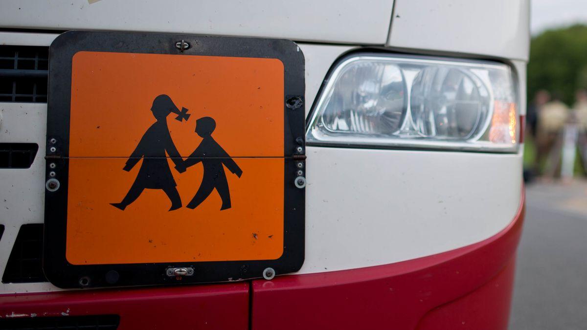 Schulbus in Bayern