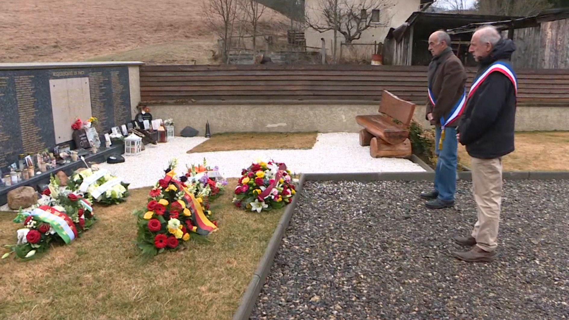 Stilles Gedenken an Germanwings-Absturz